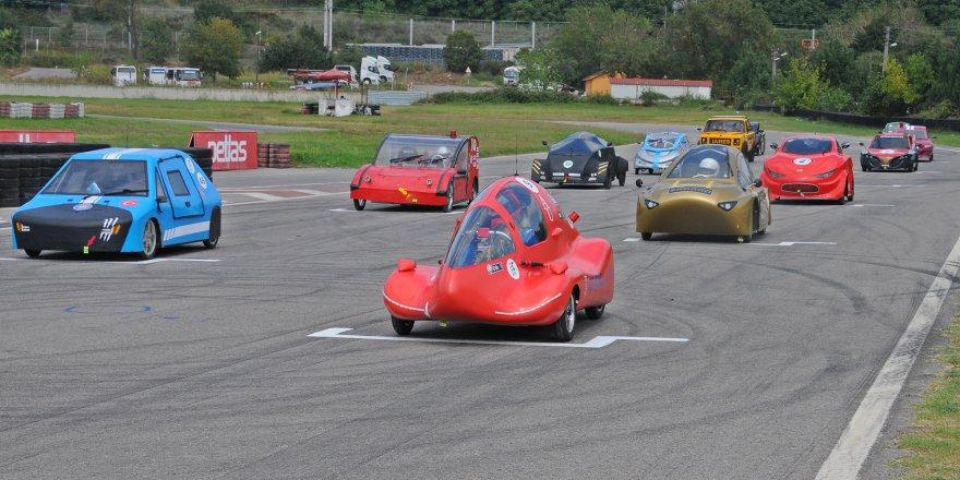 Elektrikli Araç Yarışlarında birinci belli oldu