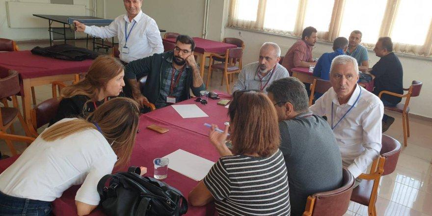 Eğitim-İş Devrimci Eğitim Şurası'na hazırlanıyor