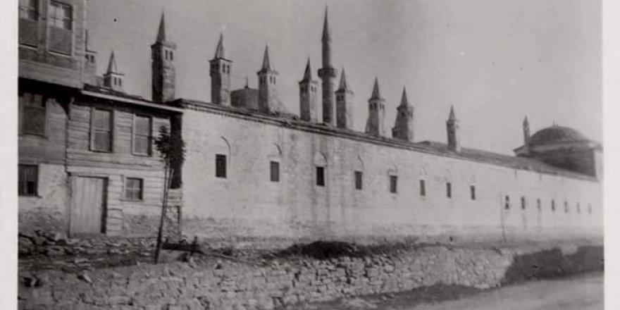 Bir Zamanlar Çoban Mustafa Paşa Cami