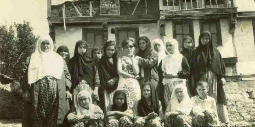 Çerkeşli'den eski bir fotoğraf