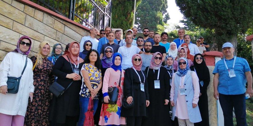 Arapça öğretmenlerine gezi düzenlendi