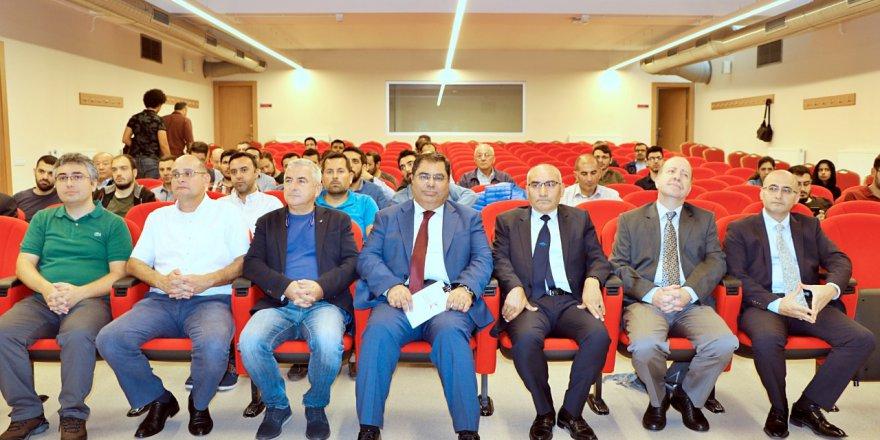 GTÜ'de EMC Türkiye 2019 Konferansı
