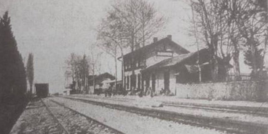 Eski İstasyon Binası