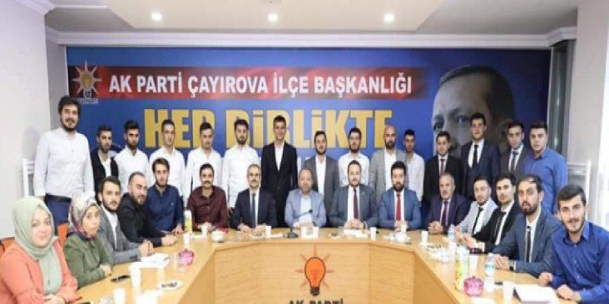 AK Partili gençler toplandı