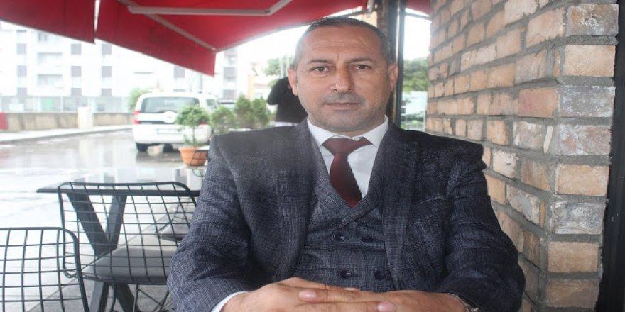 CHP Darıca'da Kemal Taş resmen aday