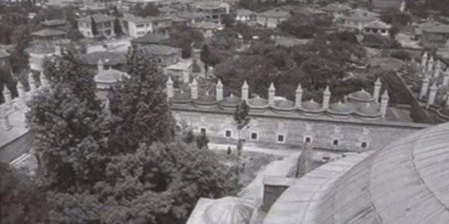 Minareden Gebze manzarası