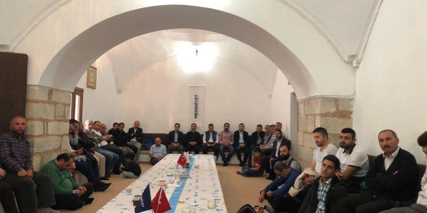 Medeniyet Derneği Gebze'de toplandı