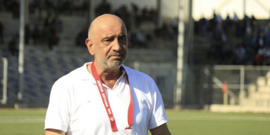 Doğantepe'de Yaşar Nalbantoğlu bıraktı