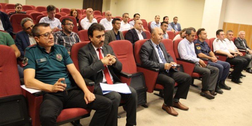AFAD eğitimlerini sürdürüyor