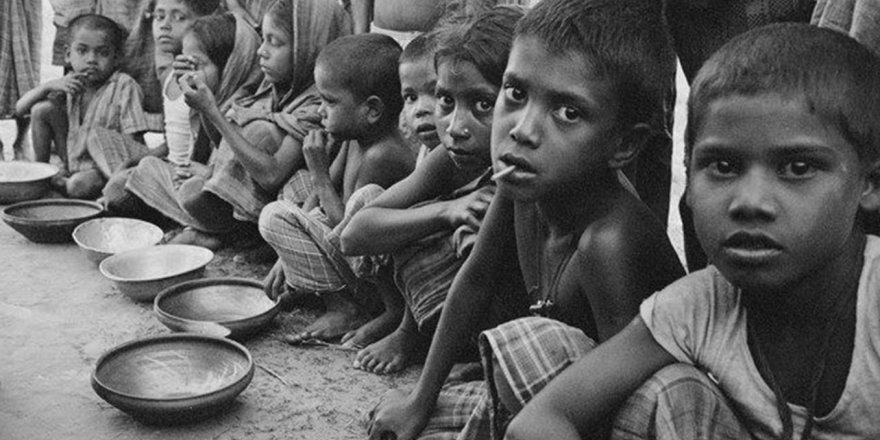 """""""Dünya nüfusunun yüzde 11 açlık çekmekte"""""""