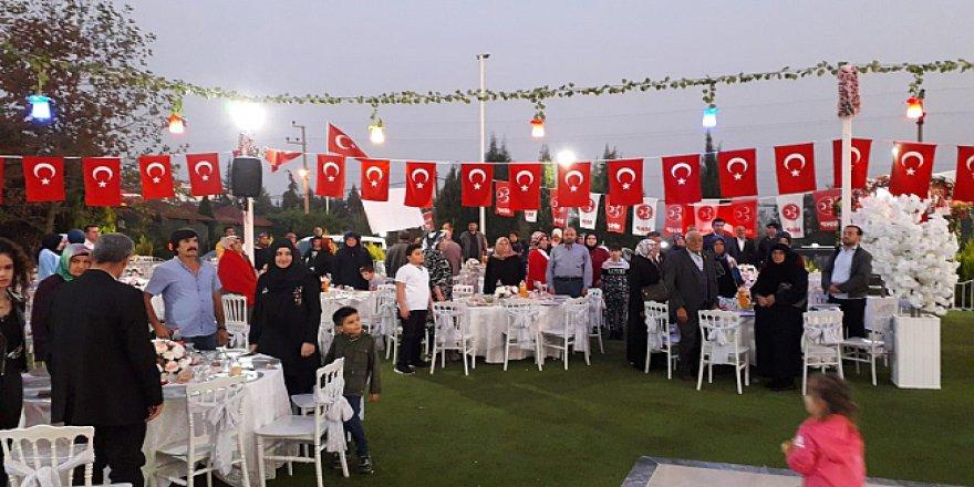 MHP şehit ve gazi ailelerini unutmadı