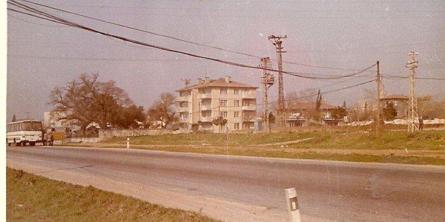 40 yıl önce Gebze E-5..
