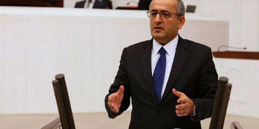 """HAYDAR AKAR'DAN SEDAŞ ELEŞTİRİSİ: """"3908 hanenin elektriği kesildi"""""""