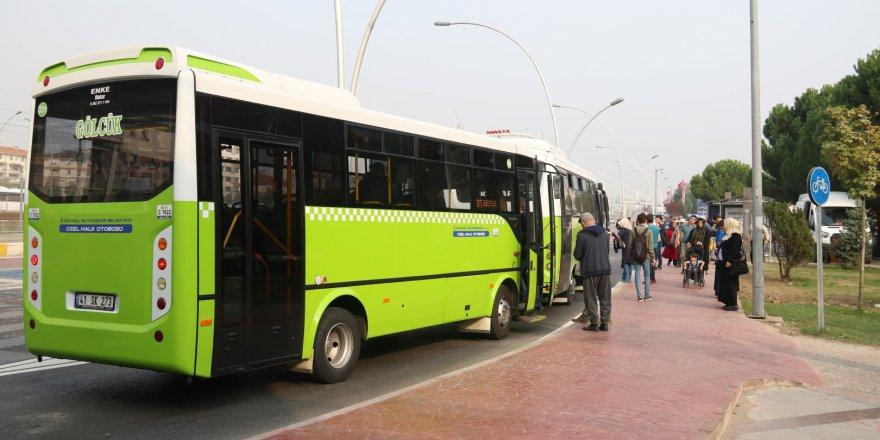 Cepler açılıyor trafik rahatlıyor