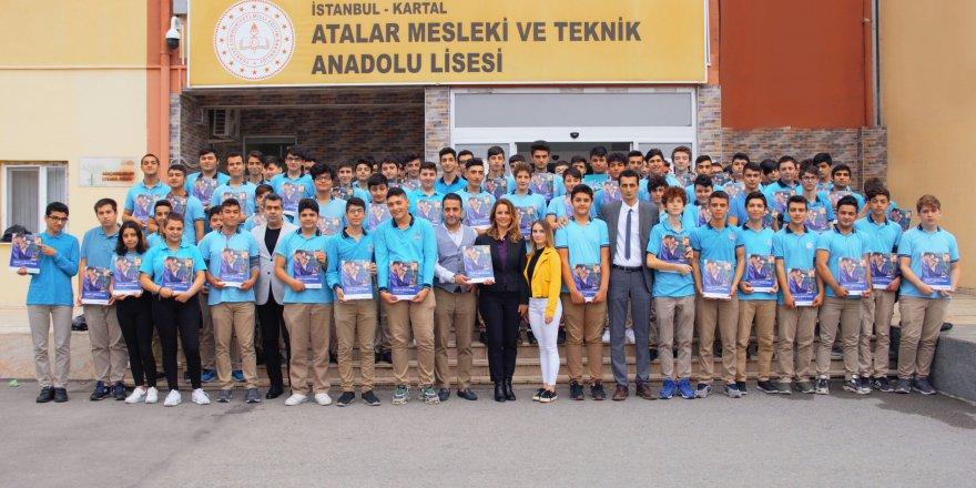 Panasonıc'ten Meslek Liselerine Destek Projesi