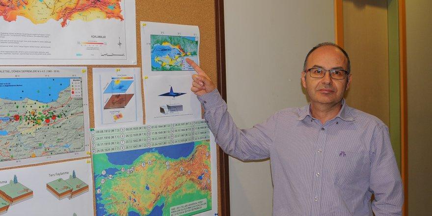 Marmara'da tsunami tehlikesi var