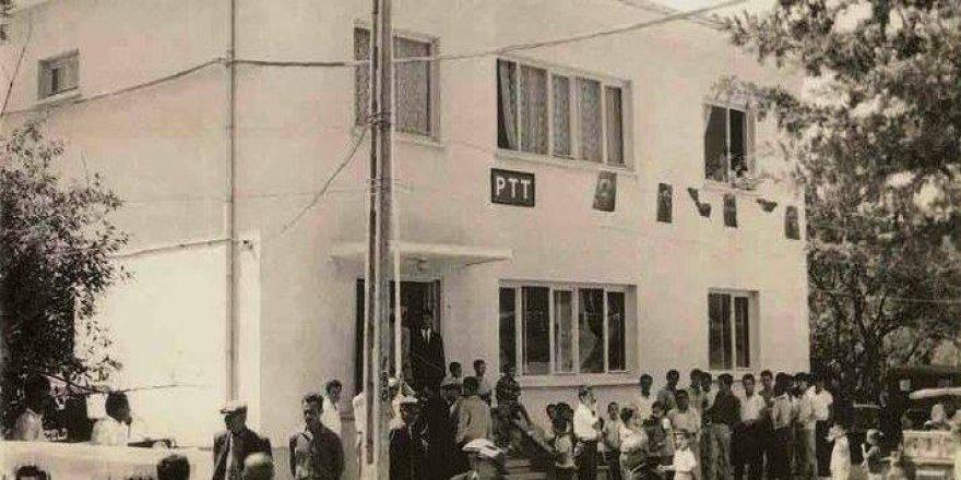 Gebze'nin Eski PTT Binası
