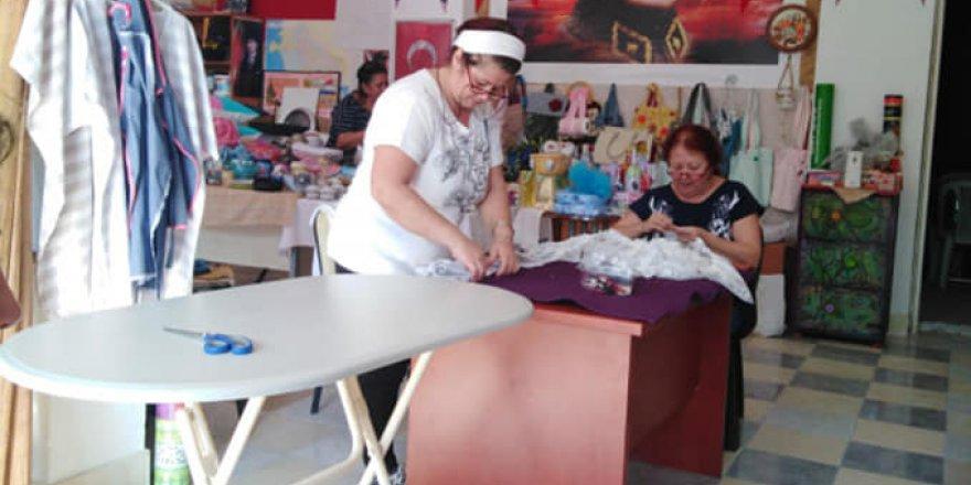 CHP'li kadınların sergisi 2 Kasım'da