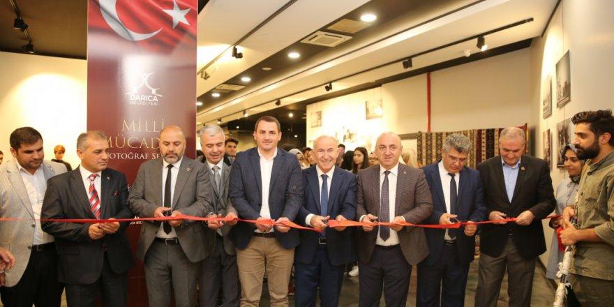 Darıca'da Milli Mücadele ve Cumhuriyet anlatıldı