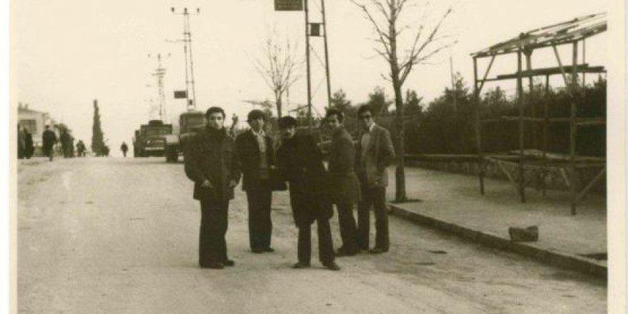 Bağdat Caddesi'nden eski bir resim