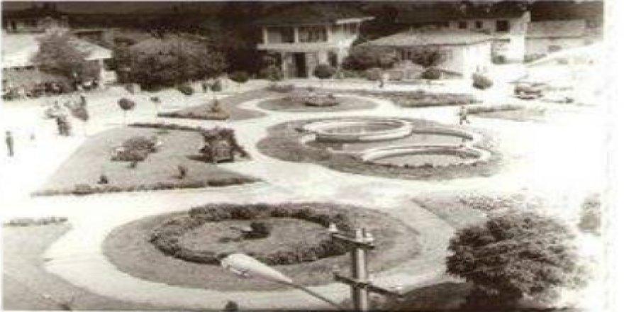Gebze'nin eski Cumhuriyet Meydanı