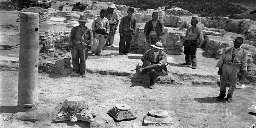 Gebze'de arkeolojik kazı