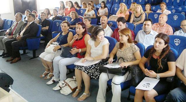 Özel Seymen'de seminerler başladı