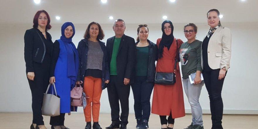 Mustafa Üstündağ Ortaokulu Okul Aile Birliği Genel Kurul Yaptı