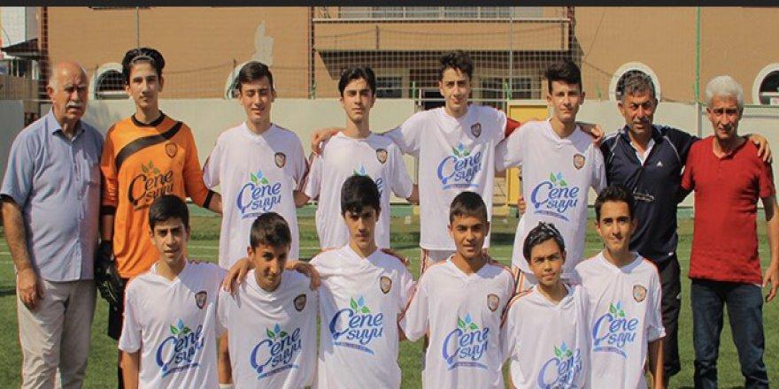 Marmara Gençlikspor kazandı