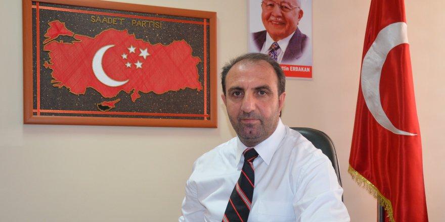 Saadet Partisi Atatürk'ü unutmadı