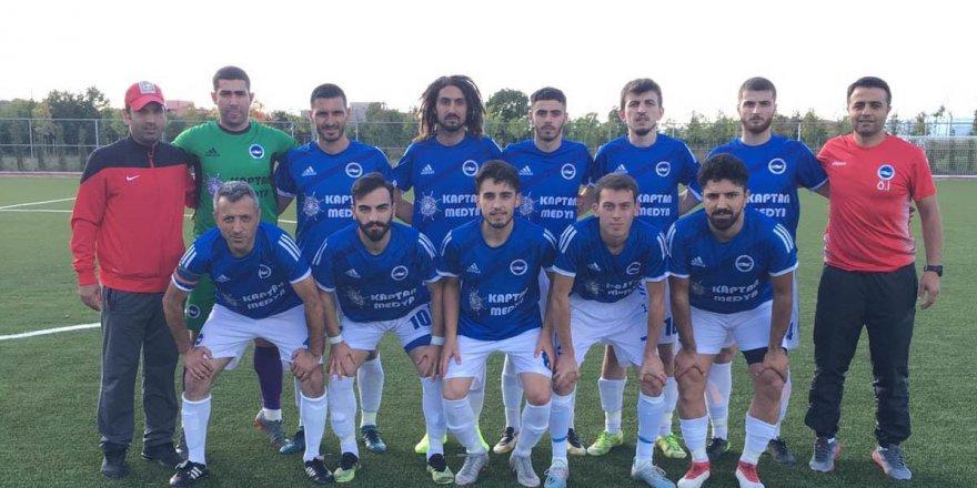 Darıca Martıspor sonunu getiremedi:2-2