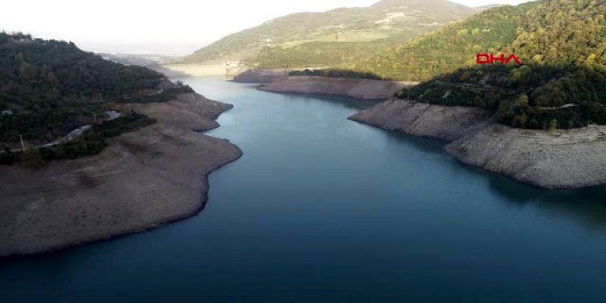 SAPANCA'DAN SU ALINACAK: Kocaeli'nin suyu tükendi