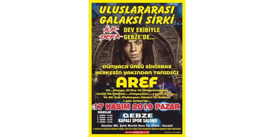 İllüzyonist Aref geliyor!