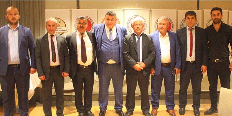 Kocaeli Yozgatlılar Federasyonu kuruldu