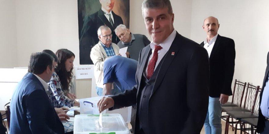 CHP Çayırova'da 155 delege seçildi