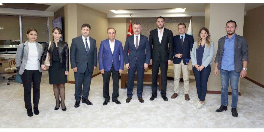 """""""STK'lar kente değer katıyor"""""""
