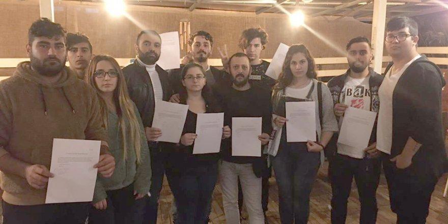 CHP Darıca'da yöneticiler istifa etti