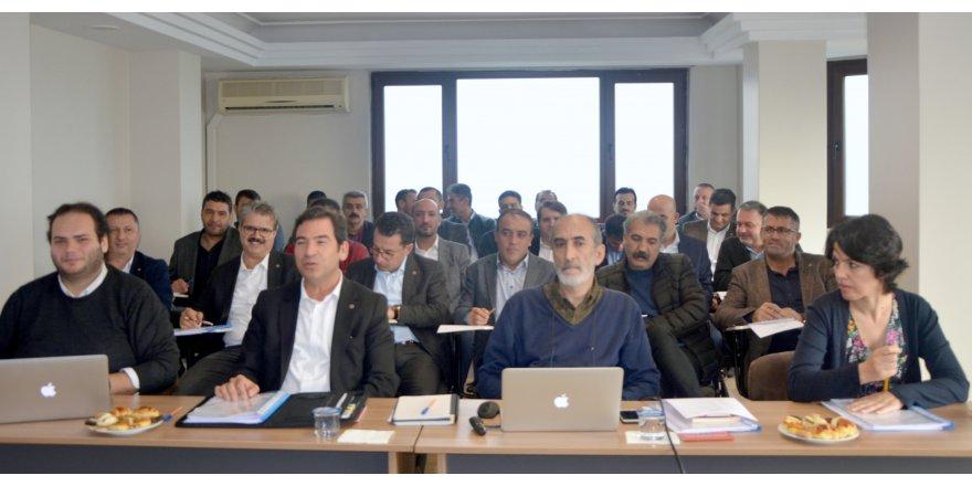 BMİS-MESS Grup Toplu İş Sözleşmesi Görüşmeleri