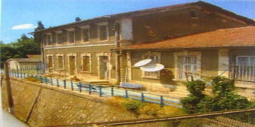 Gebze'nin eski istasyon binası