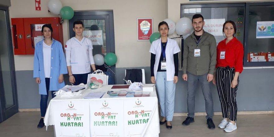 400 gönüllü organ bağışçısına ulaşıldı
