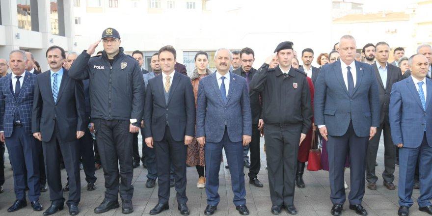 Gebze'de 24 Kasım Öğretmenler Günü kutlandı