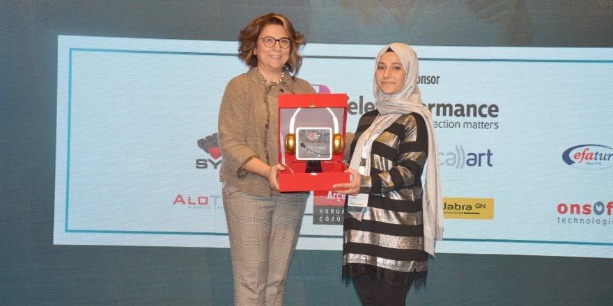 SEDAŞ Çağrı Merkezi'ne Altın Kulaklık Ödülü