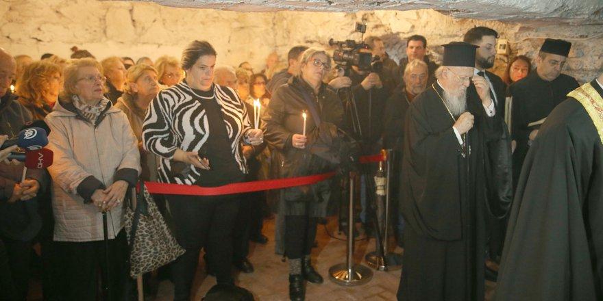 Azize Santa Barbara İzmit'te düzenlenen ayinle anıldı