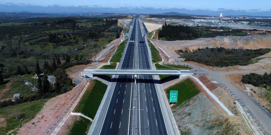 2020'de trafiğe açılacak