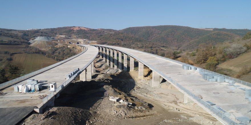 Kuzey Marmara Otoyolu Projesi'ndesona doğru
