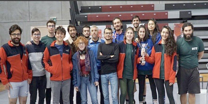 GTÜ Türkiye şampiyonu