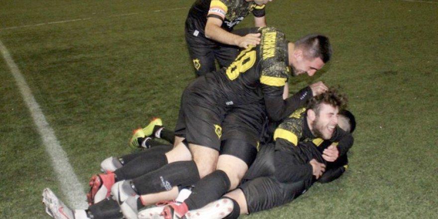 Mustafapaşa'dan Play-Off'a dev adım!..1-4