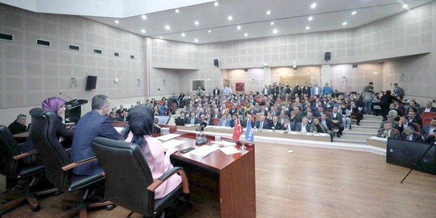 4 ilçenin bütçesi 800 milyon TL