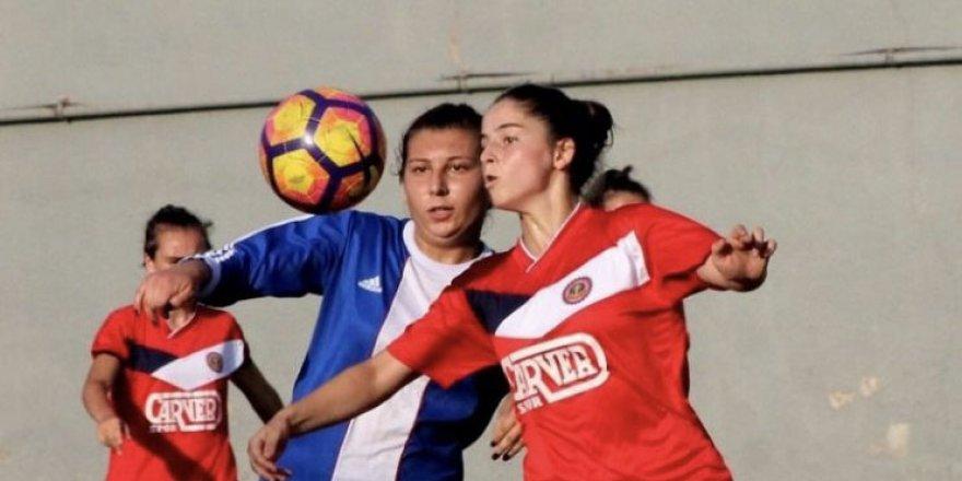 Kocaeli Kadın futbolunda çığır açtı