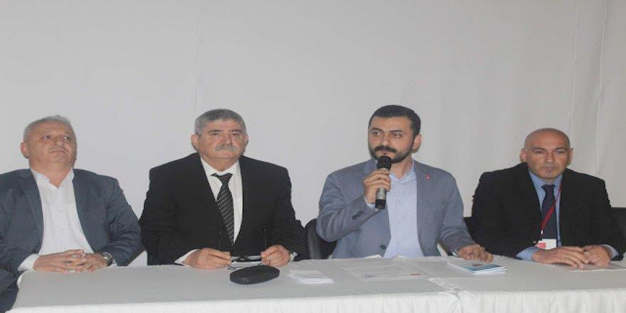 CHP Darıca'da yeni başkan Aktaş